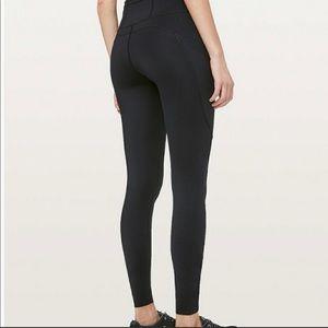 Lululemon fast and free leggings size 6
